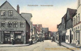 Holzminden, Halbemondstraße