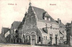Köthen, Hospital