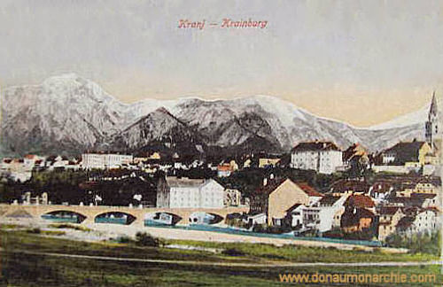 Kranj - Krainburg