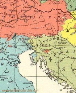 Küstenland, Sprachen