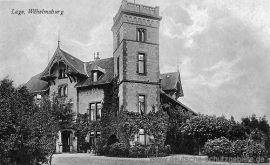 Lage, Wilhelmsburg
