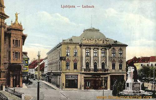 Ljubljana - Laibach