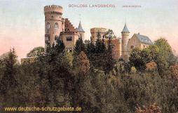 Meiningen, Schloss Landsberg
