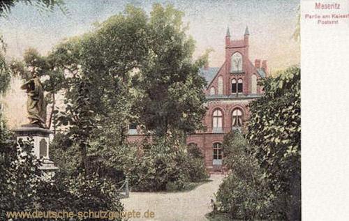Meseritz, Kaiserliches Postamt