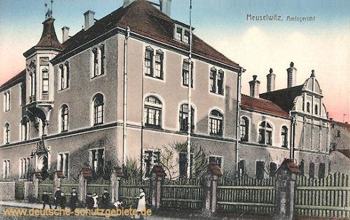 Meuselwitz S.-A., Amtsgericht