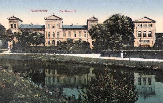 Neustrelitz, Carolinenstift