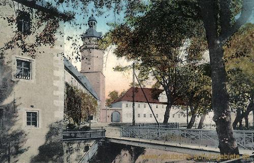 Ohrdruf, Schlossplatz