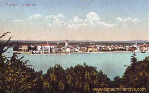 Parenzo - Panorama