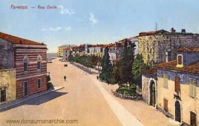 Parenzo - Riva Dante
