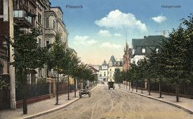 Pößneck, Georgstraße