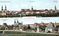 Posen, Blick auf die Altstadt