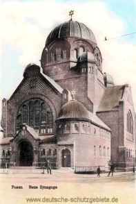 Posen, Neue Synagoge
