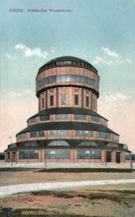 Posen, Städtischer Wasserturm
