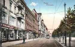 Posen, Wilhelmsplatz