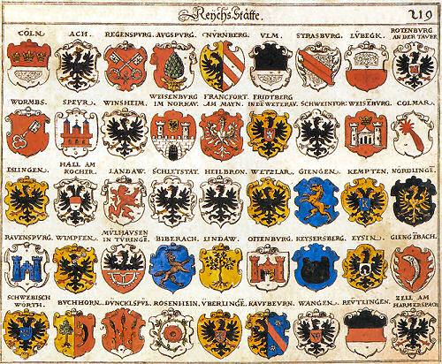Reichsstädte