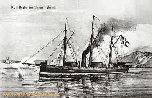 Rolf Krake im Vemmingbund
