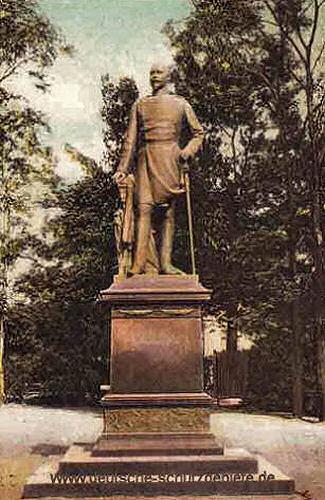 Rostock, Denkmal Friedrich Franz III.