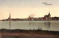 Rostock, Gesamtansicht