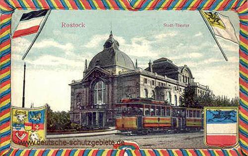 Rostock, Stadttheater