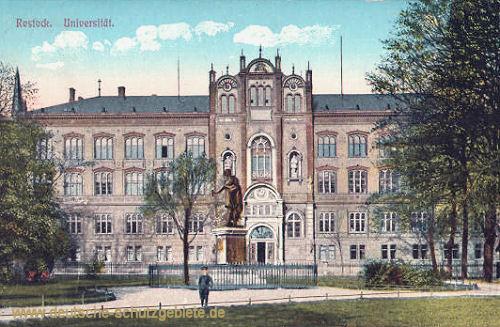 Rostock, Universität