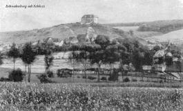 Schwalenberg mit Schloss