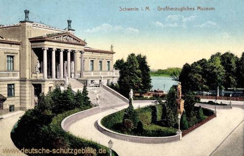 Schwerin i. M., Großherzogliches Museum