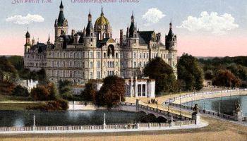 Schwerin i. M., Großherzogliches Schloss