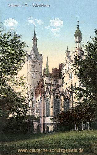 Schwerin i. M., Schlosskirche