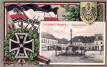 Schwerin an der Warthe, Kriegerdenkmal