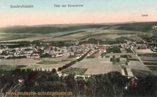 Sondershausen, Total vom Bismarckturm