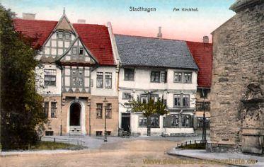 Stadthagen, Am Kirchhof