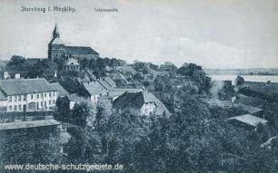 Sternberg in Mecklenburg, Totalansicht