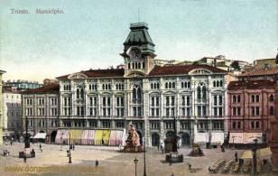 Trieste, Municipio