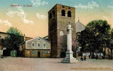 Trieste, S. Glusto