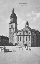 Waltershausen, Kirche