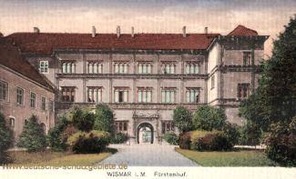 Wismar, Fürstenhof