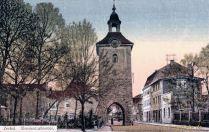 Zerbst, Breitestraßentor