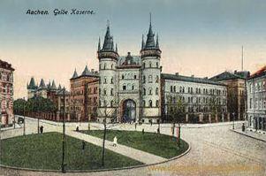 Aachen, Gelbe Kaserne
