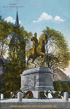 Aachen, Kaiser Friedrich-Denkmal