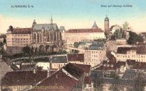 Altenburg, Blick auf Herzogliches Schloss