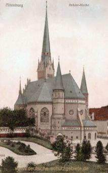 Altenburg, Brüder-Kirche
