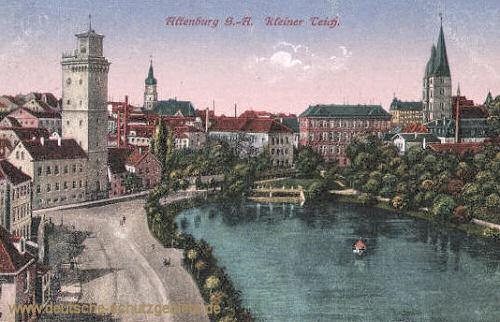 Altenburg, Kleiner Teich