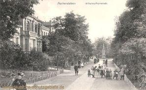 Aschersleben, Wilhelms-Promenade