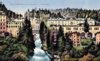 Bad Gastein a. d. Tauernbahn - Wasserfall