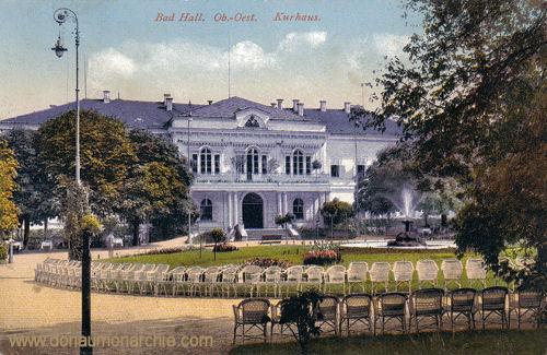 Bad Hall, Kurhaus