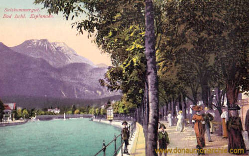 Bad Ischl, Esplanade