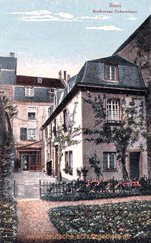Bonn, Beethovens Geburtshaus