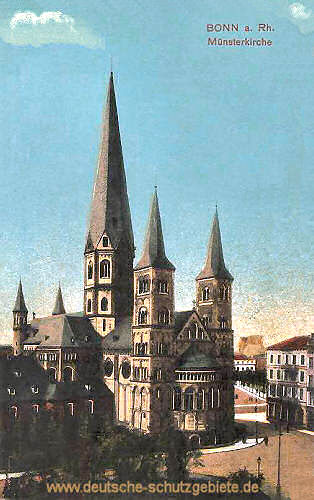 Bonn, Münsterkirche