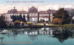 Bonn, Poppelsdorfer Schloss und Botanischer Garten