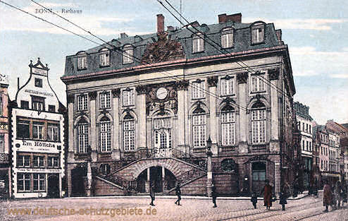 Bonn, Rathaus
